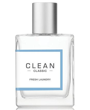 Classic Fresh Laundry Fragrance Spray, 2 унции. CLEAN Fragrance