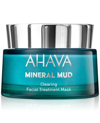 Очищающая маска для лица с минеральной грязью, 1,7 унции. AHAVA