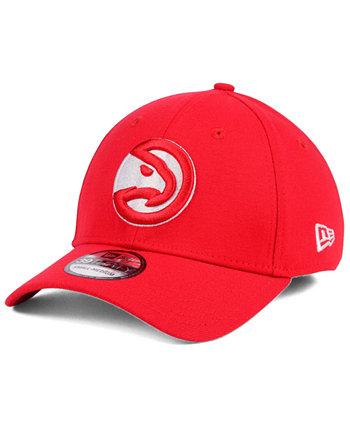 Кепка Atlanta Hawks Team Classic 39THIRTY New Era