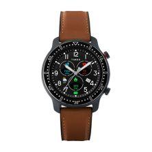Timex® Metropolitan Brown Strap Smart Watch - TW5M43100IQ Timex