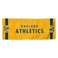 WinCraft Oakland Athletics 12 & # 34; х 30 & # 34; Двустороннее охлаждающее полотенце Unbranded