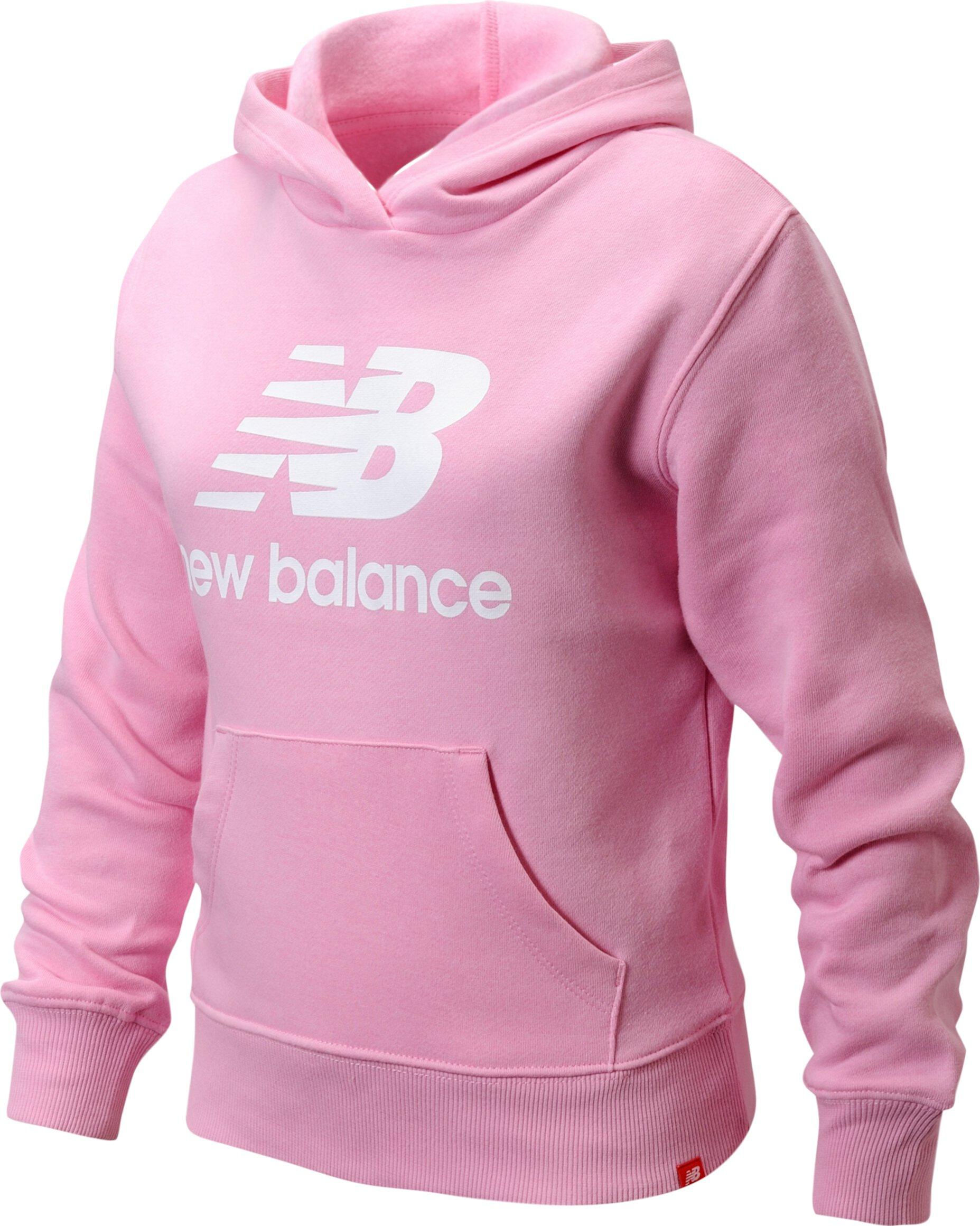 Толстовка с капюшоном Core Pullover (Big Kids) New Balance Kids