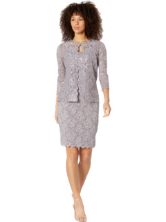 Платье / куртка из эластичного кружева MARINA