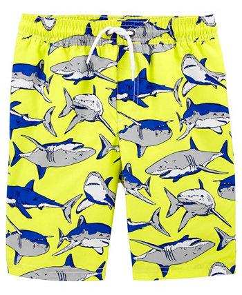 Плавки Little Boys Shark Carter's