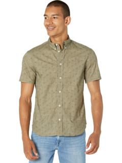 Рубашка Мерфи с коротким рукавом Billy Reid