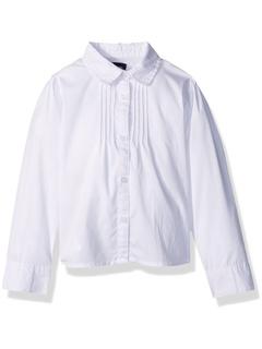 Униформа блузка с длинным рукавом (для маленьких / больших детей) The Children's Place