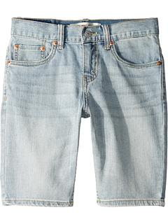 502 джинсовые шорты (большие дети) Levi's®