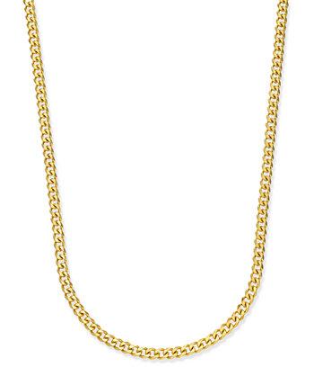 Мужское золотое цепное ожерелье Sutton by Rhona Sutton