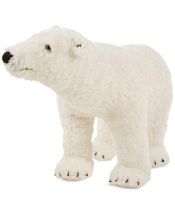 Мелисса и Дуг Плюшевый Белый Медведь Melissa and Doug