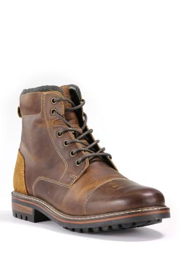 Ботинки Hammersmith на шнуровке Crevo