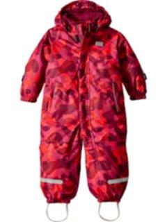 Тематический бионический лыжный и зимний костюм со съемным капюшоном (младенец / малыш) Lego