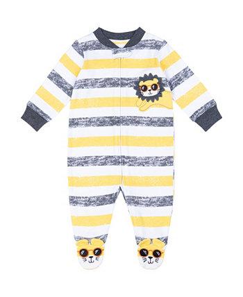 Детские мальчики Lion Footie Koala baby
