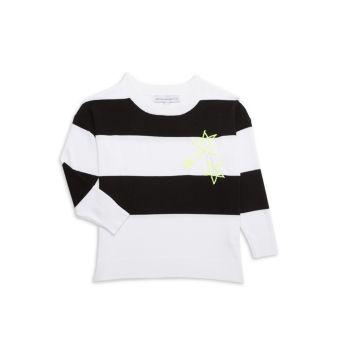 Полосатый свитер Girl's Soleil Central Park West