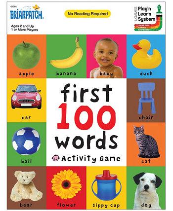 Игра «Первые 100 слов» Briarpatch