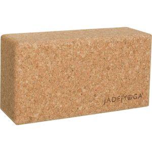Блок для йоги из пробки Jade Yoga Cork Jade Yoga