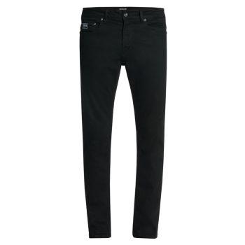Джинсы скинни D-Black Versace Jeans Couture