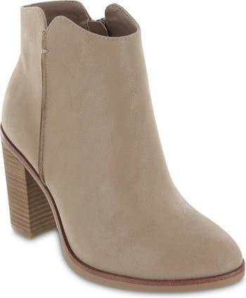 Ботильоны Barby Block Heel на каблуке MIA