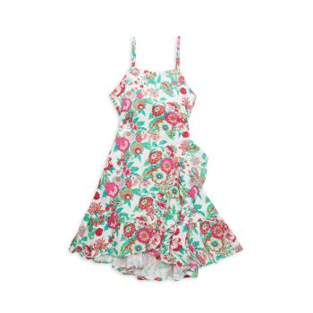 Цветочное платье для маленькой девочки BCBG Girls