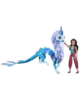 Набор игрушек Raya Rai Waterplay Sisu and Raya Disney Princess