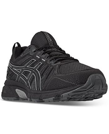Мужские кроссовки GEL-Venture 7 с широкой шириной бега от Finish Line ASICS