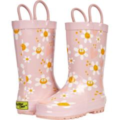 Сапоги от дождя Happy Daisy (для малышей / малышей) Western Chief Kids