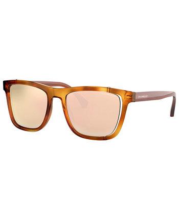 Мужские солнцезащитные очки Emporio Armani