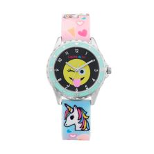 Limited Too Kids' Winking Face Emoji Watch Limited Too