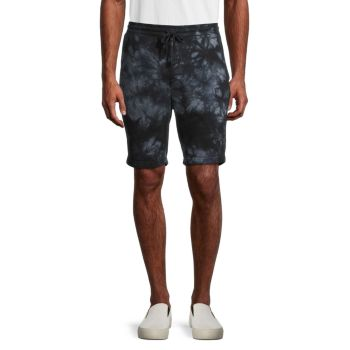 Tie-Dye Shorts KINETIX