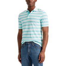 Мужская футболка-поло классического кроя в полоску на каждый день CHAPS