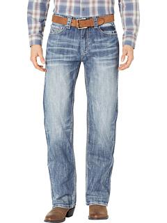 Двойной ствол в средней винтажной модели M0S1437 Rock and Roll Cowboy