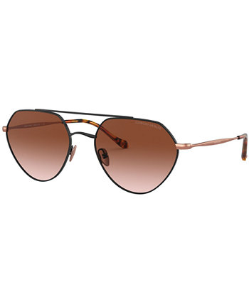 Темные очки, 0AR6111 Giorgio Armani