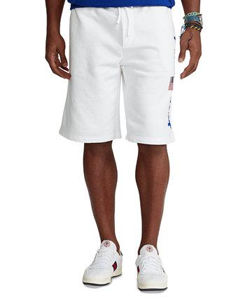 Ralph Lauren Men's Big & Tall Fleece Shorts Ralph Lauren