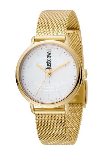 Женские часы с браслетом из нержавеющей стали, 34 мм Just Cavalli