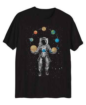 Футболка Big Boys Astronaut Juggler Hybrid