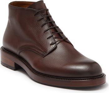 Кожаные ботинки Chukka Antonio Maurizi