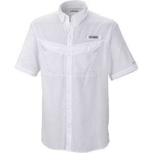 Рубашка с коротким рукавом с низким сопротивлением Columbia Offshore Columbia