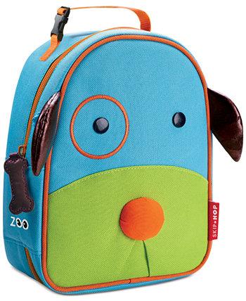 Изолированная сумка для завтрака Zoo Little для мальчиков и девочек Skip Hop