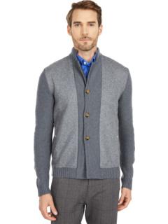 Куртка-свитер с тремя пуговицами Eleventy