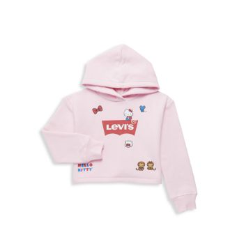 Little Girl's Levi's x Hello Kitty Hoodie Levi's