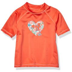 Jade UPF 50+ Sun Protective Rashguard Swim Shirt (Toddler) Kanu Surf