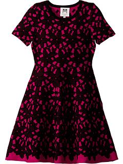 Жаккардовое платье с цветочным принтом (Big Kids) Milly Minis