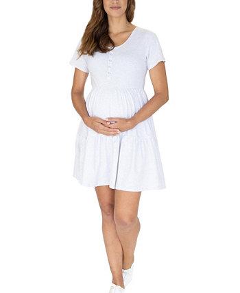 Женское многоярусное платье для беременных Blooming Women by Angel