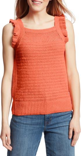 Nicole Stripe Knit Tank Ella Moss