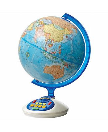 Говорящий глобус Геосафари Educational Insights
