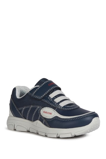 Torque Strap Sneaker (Toddler & Little Kid) Geox