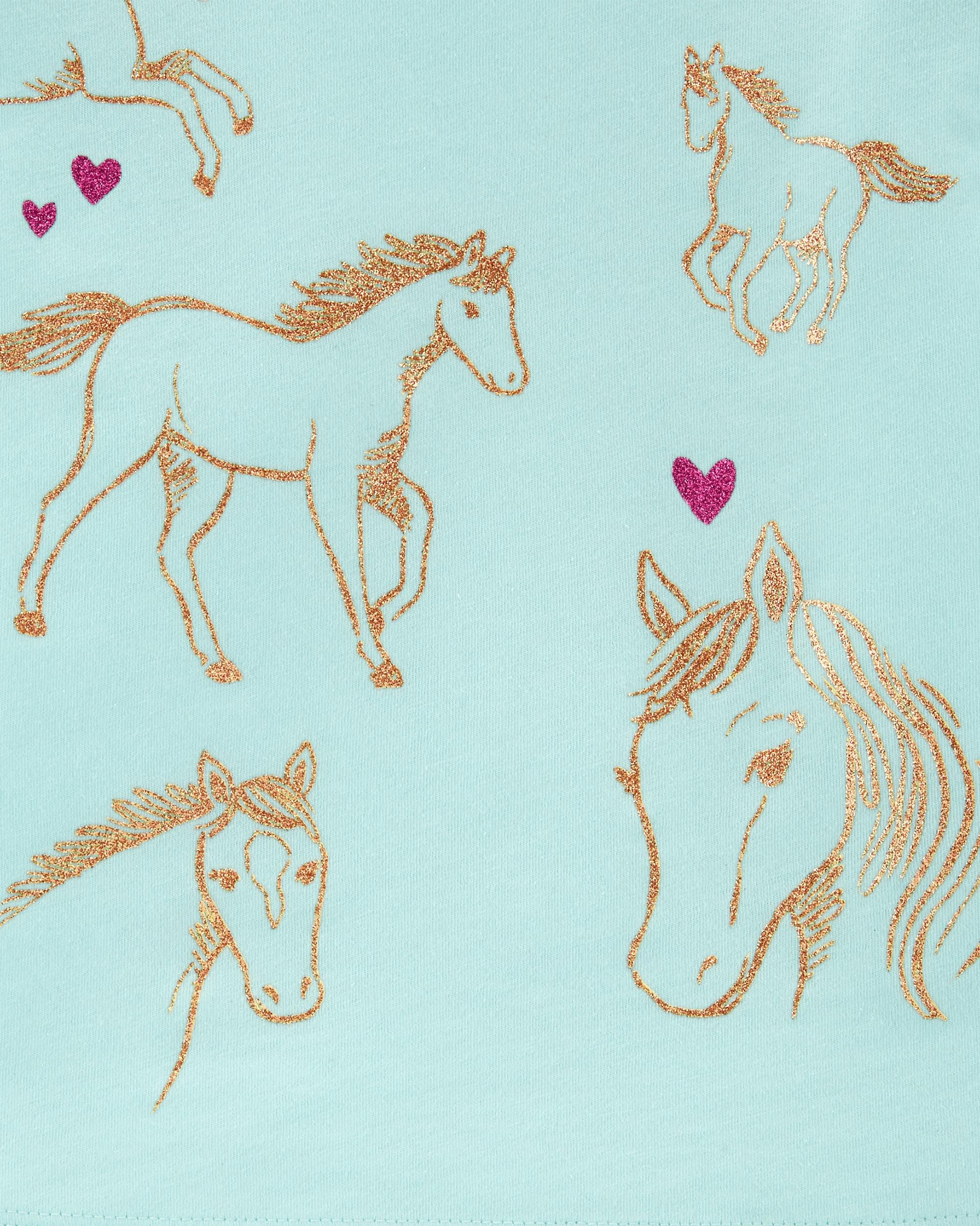 Лошадь тройника Картера Carters