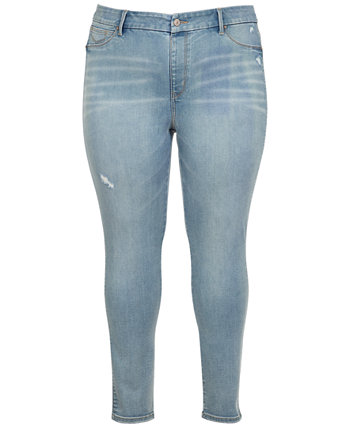 Trendy Plus Size Real Curve Pull-On Jeggings Sound/Style