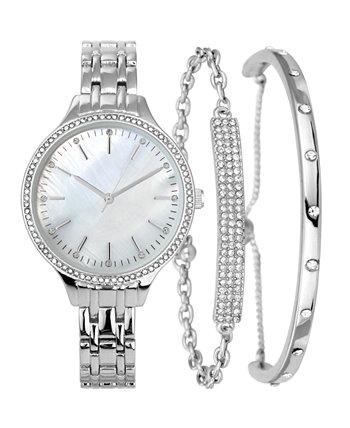 Набор женских часов-браслетов 36 мм, созданный для Macy's INC International Concepts