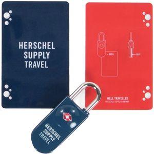 Замок для карт Herschel Supply TSA Herschel Supply