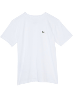 Классическая спортивная футболка с короткими рукавами (для малышей / маленьких детей / детей старшего возраста) Lacoste Kids